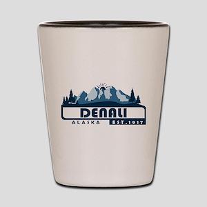 Denali - Alaska Shot Glass