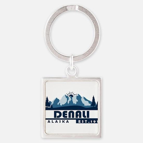 Denali - Alaska Keychains