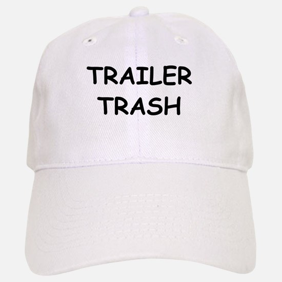 TRAILER TRASH Baseball Baseball Cap