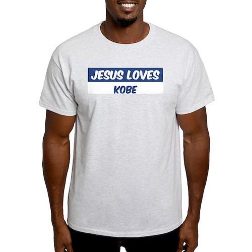 Jesus Loves Kobe T-Shirt