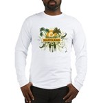 Palm Tree Maryland Long Sleeve T-Shirt
