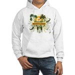 Palm Tree Maryland Hooded Sweatshirt