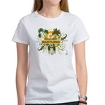 Palm Tree Maryland Women's T-Shirt