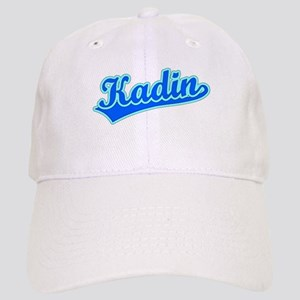 Retro Kadin (Blue) Cap