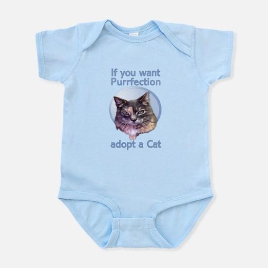 adopt Purrfection Infant Bodysuit
