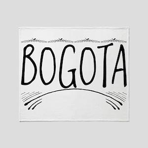 Bogota Throw Blanket