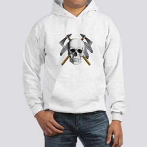 Native American (skull) Sweatshirt