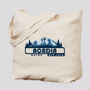 Acadia - Maine Tote Bag