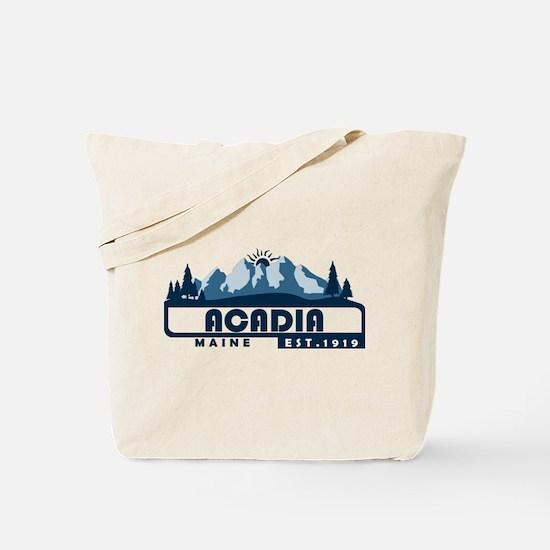 Acadia - Maine Tote Bag