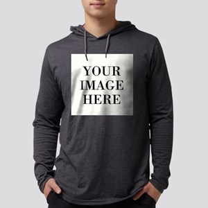 Your Image Here - Design Your Own Long Sleeve T-Sh