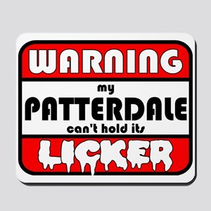 Patterdale LICKER Mousepad