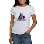 I Want You To Speak English Women's T-Shirt