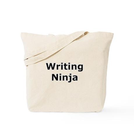 Writing Ninja Tote Bag