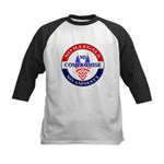 No Amnesty Kids Baseball Jersey