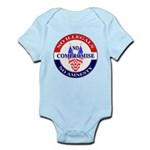 No Amnesty Infant Bodysuit