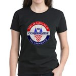 No Amnesty Women's Dark T-Shirt