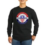 No Amnesty Long Sleeve Dark T-Shirt