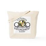Border Patrol Agent Tote Bag
