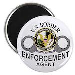 Border Patrol Agent Magnet