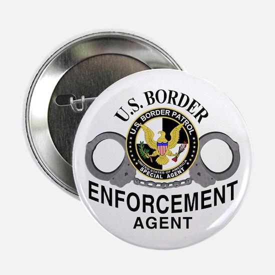 "Border Patrol Agent 2.25"" Button"