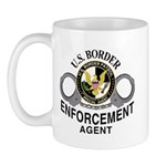 Border Patrol Agent Mug