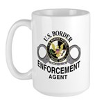 Border Patrol Agent Large Mug