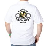Border Patrol Agent Golf Shirt