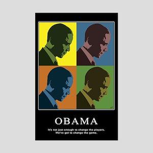 Limited Edition Obama Mini Poster Print