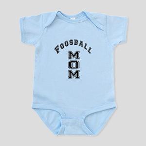 Foosball Mom Baby Light Bodysuit