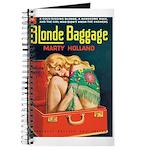 """Pulp Journal - """"Blonde Baggage"""""""