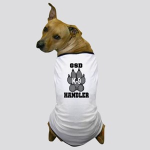 GSD K9 Handler Dog T-Shirt