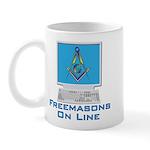 Wired Masons Mug