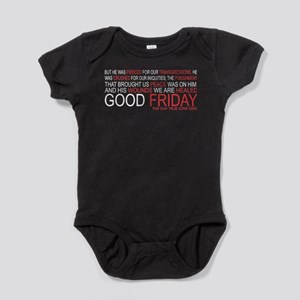 Good Friday The Day True Love Died Jesus Body Suit