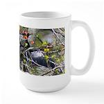 Anhinga Large Mug
