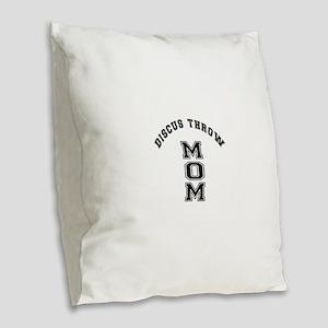 Muay Thai Martial Arts Therapy Burlap Throw Pillow