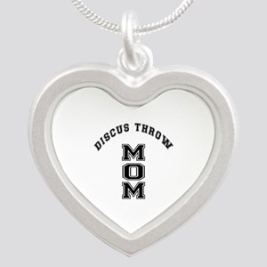 Muay Thai Martial Arts Thera Silver Heart Necklace