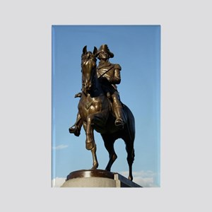 George Washington Statue Magnet