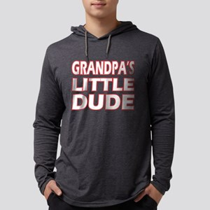 Grandpas Little Dudes Long Sleeve T-Shirt