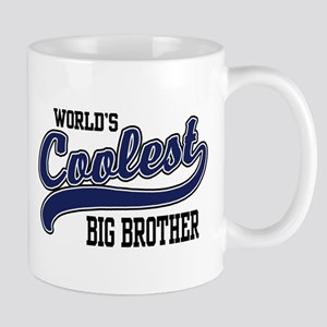 World's Coolest Big Brother Mug