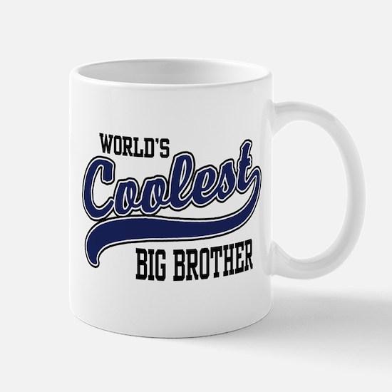 World's Coolest Big Brother Mug