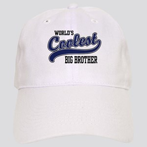 World's Coolest Big Brother Cap