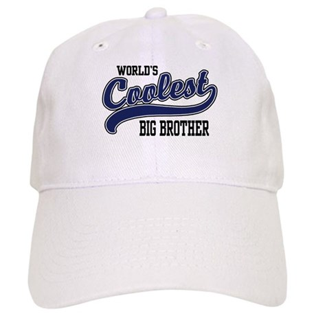 World's Coolest Big Brother Cap