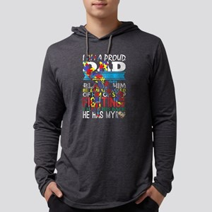 Im A Proud Dad Of Very Special Long Sleeve T-Shirt