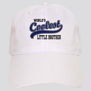 World's Coolest Little Brother Cap