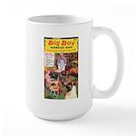 "Large Mug - ""Big Boy Barbecue Book"""