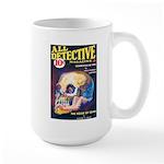 """Large Mug - """"All Detective Magazine"""""""