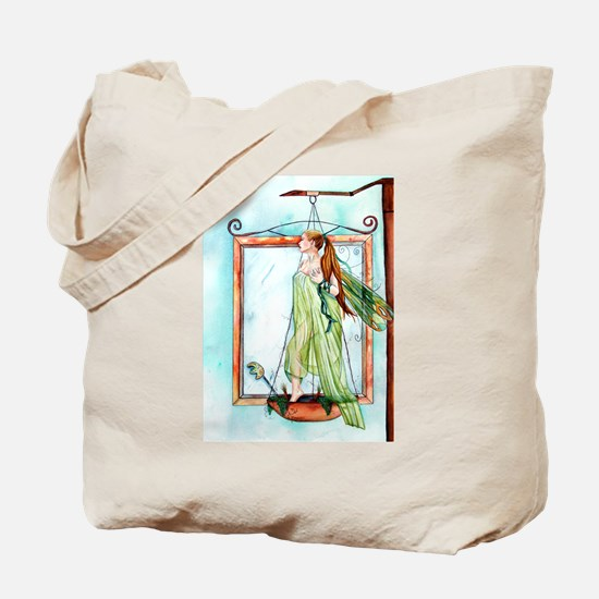 Eating Disorder Protection Tote Bag