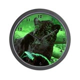 Black panther Wall Clocks