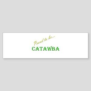 Catawba Bumper Sticker (10 pk)