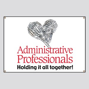 Administrative Professionals- Banner